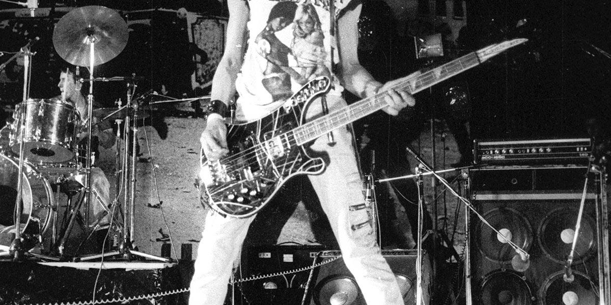 Paul Simonon - The Clash